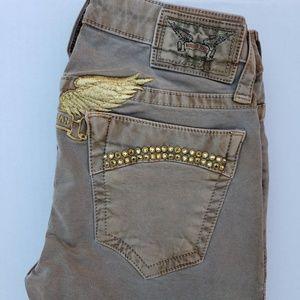 New Women's ROBIN'S JEAN -MARILYN Straight Jeans